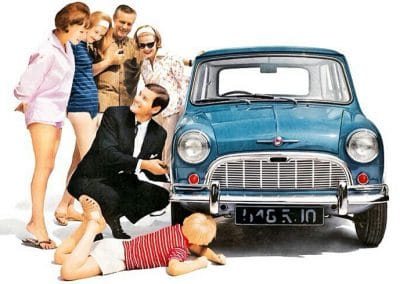 All the family LOVE a Mini