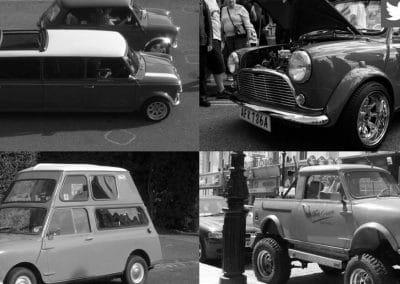 Four unusual Minis